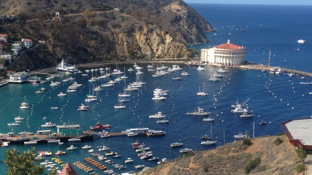 Santa Catalina Islands