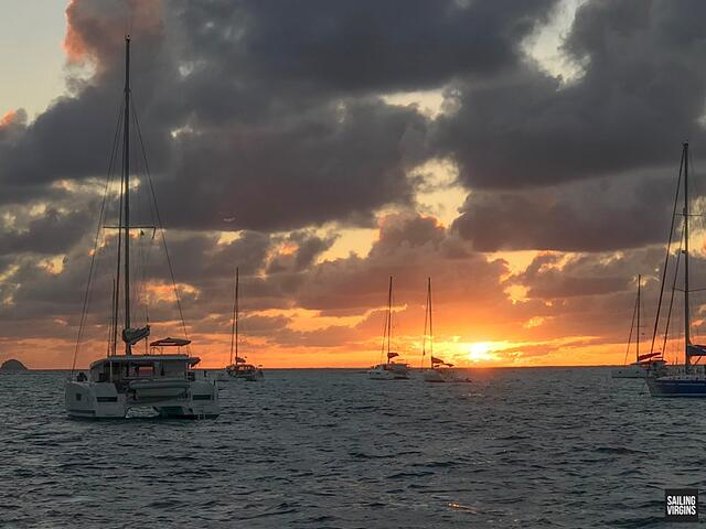 island-adventure-dawn in tobago cays