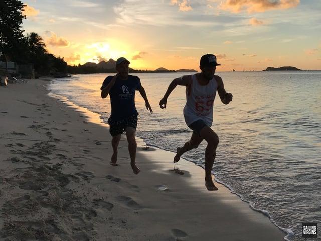 island-adventure-beach sprint carriacou