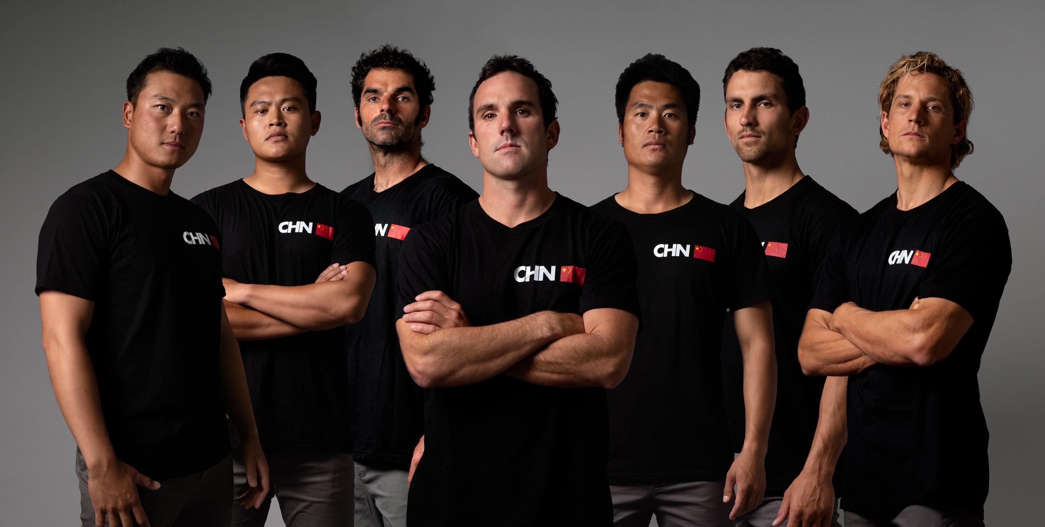 SailGP Team China - Yacht Racing Life