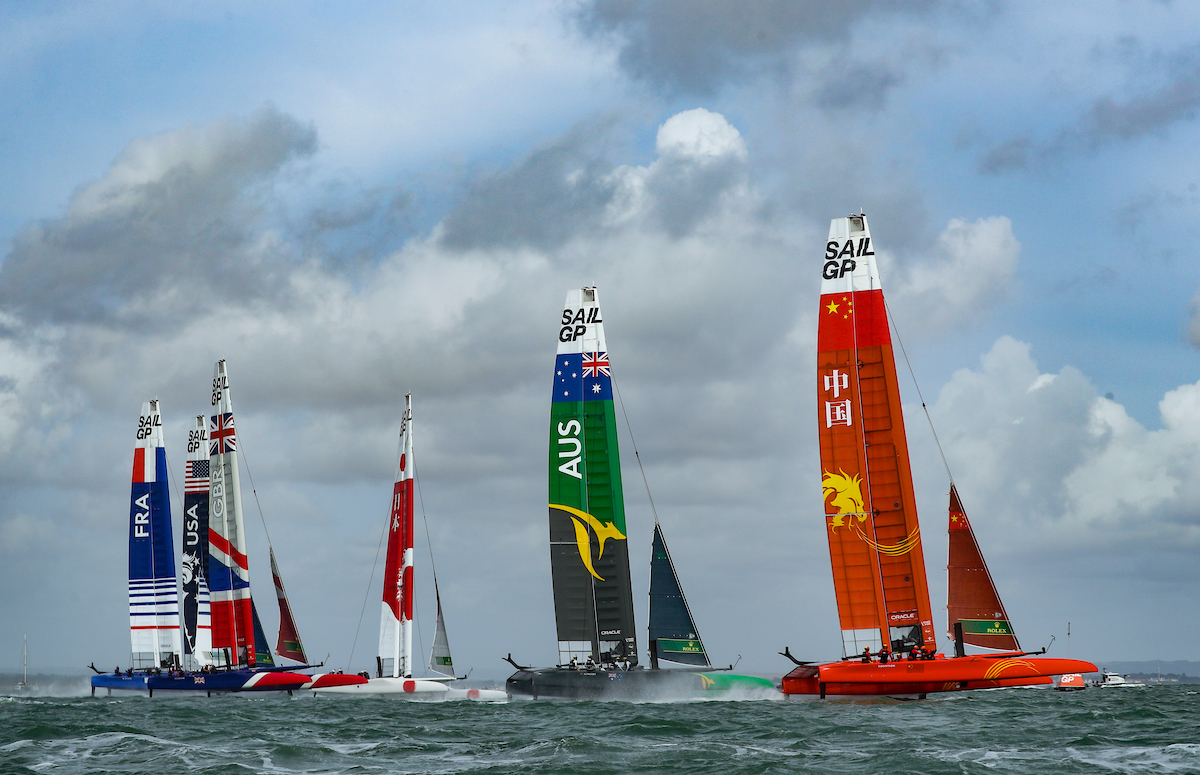 SailGP Teams - SailGP