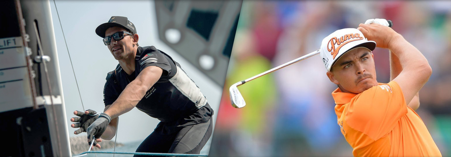 Sailing versus Golf