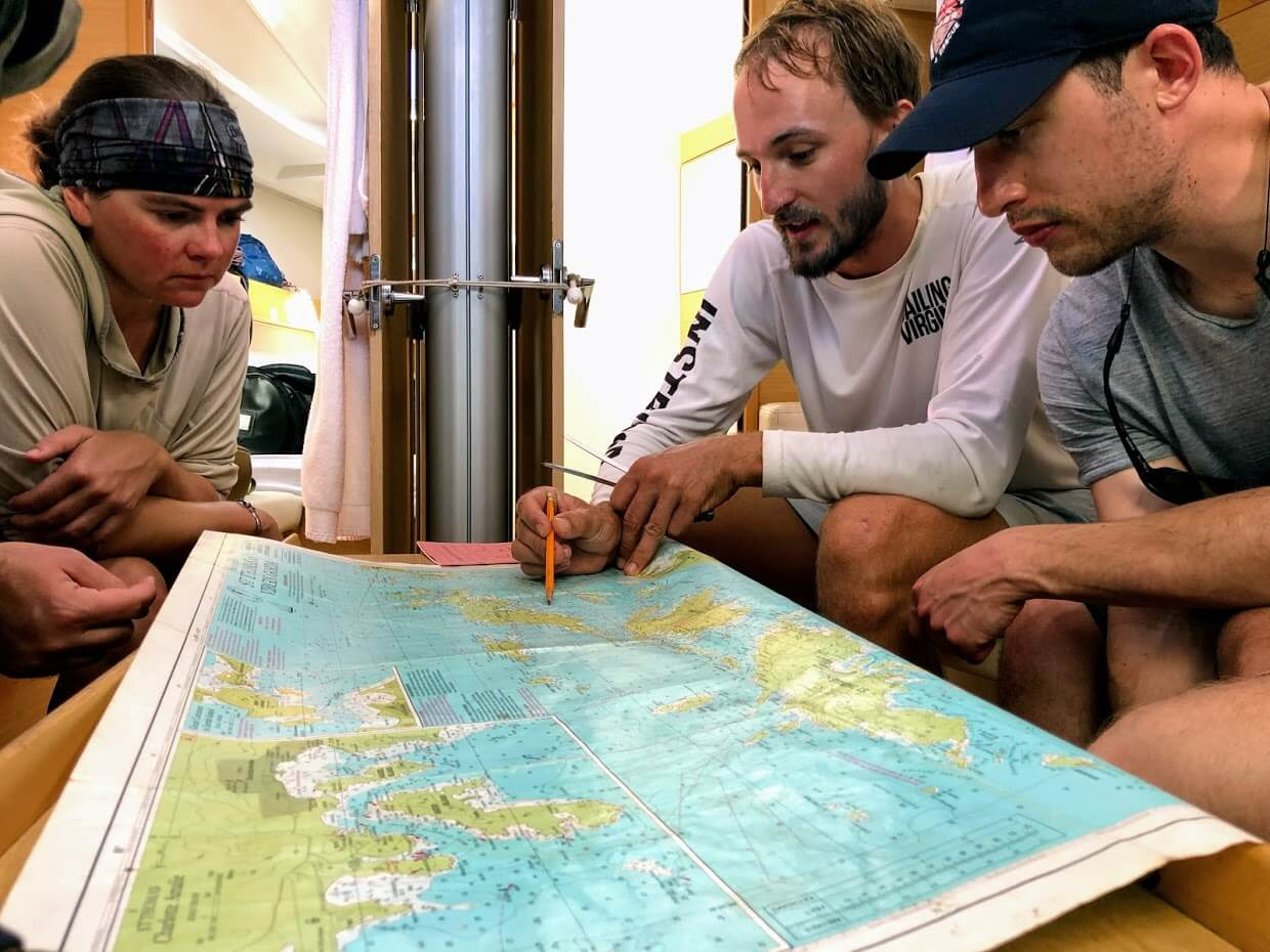 BVI Mapping