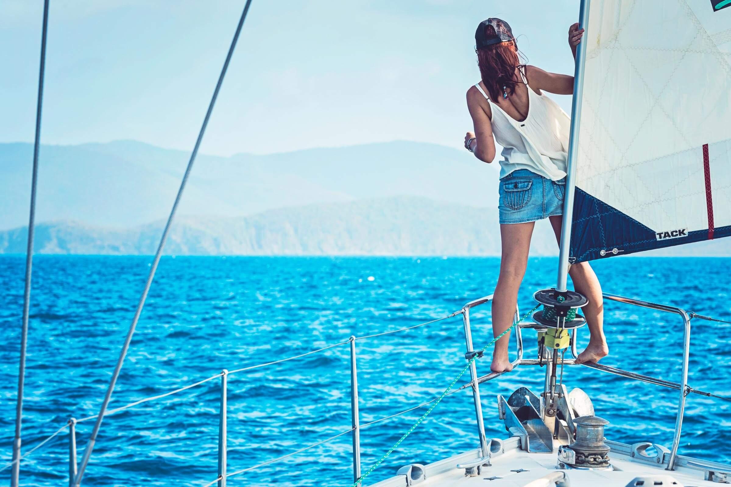 Sailing Virgins hero image
