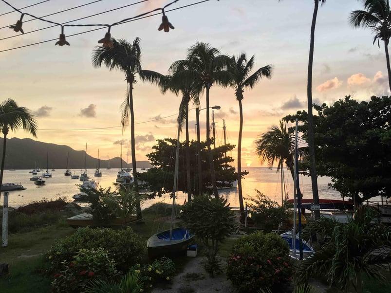 bequia-sunset-grenadines-sailing