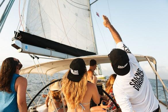 Sailing Virgins Bareboat Charter