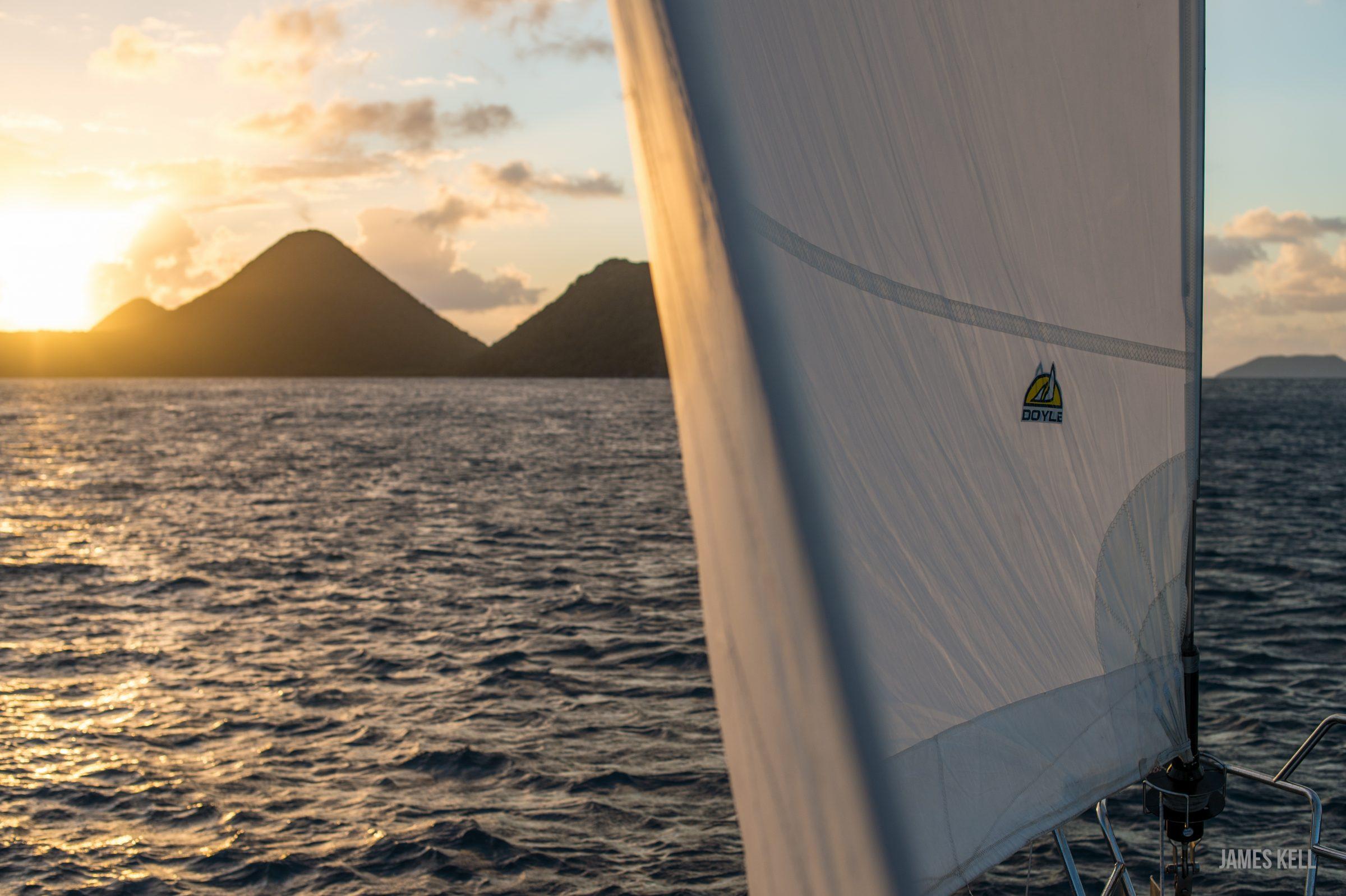 caribbean down-island adventure sailing virgins tips